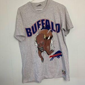 Vintage Buffalo Bills Single Stitch T-shirt L